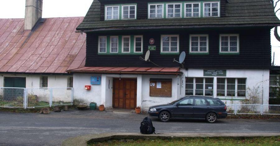 Schronisko Jagodna na Przełęczy Spalona - zdjęcie