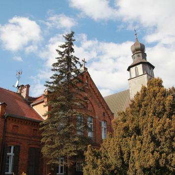 Kościół Najświętszego Serca Pana Jezusa w Koszęcinie