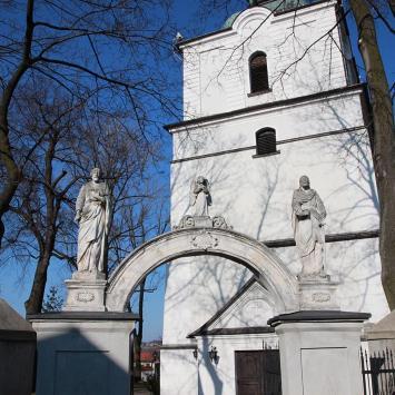 Kościół w Sławkowie