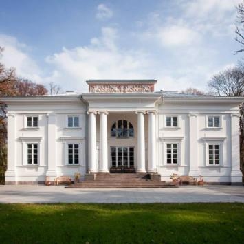 Pałac Cieleśnica na Podlasiu