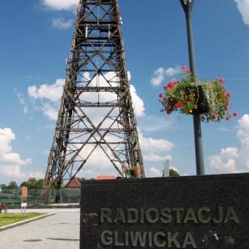 Radiostacja w Gliwicach - zdjęcie