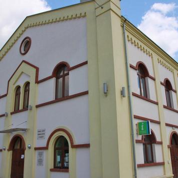 Synagoga w Żarkach
