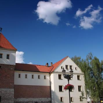 Zamek w Gliwicach - zdjęcie