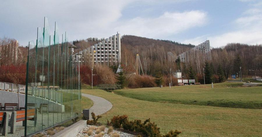 Park Zdrojowy w Ustroniu - zdjęcie
