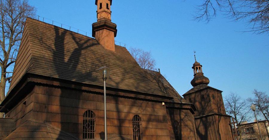 Drewniany kościół w Miasteczku Śląskim, Anna Piernikarczyk
