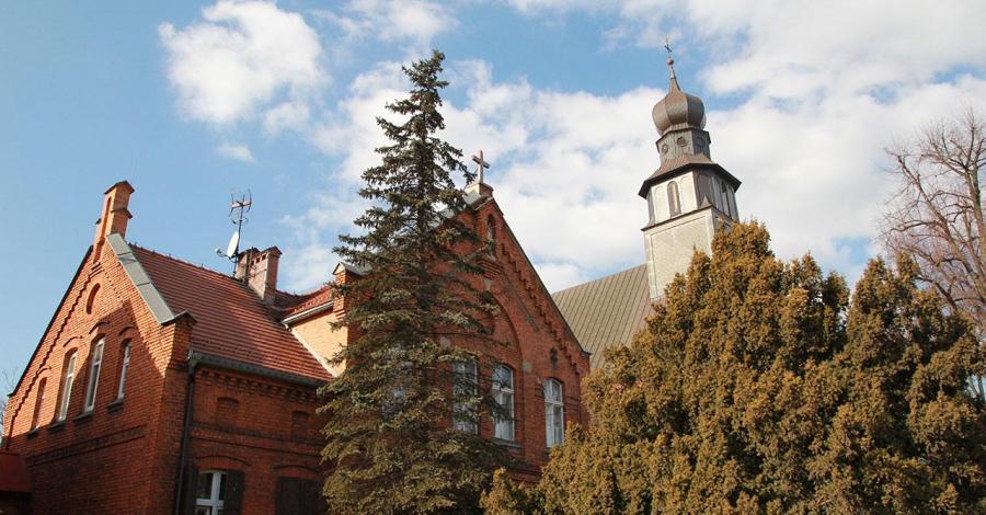 Kościół Najświętszego Serca Pana Jezusa w Koszęcinie - zdjęcie