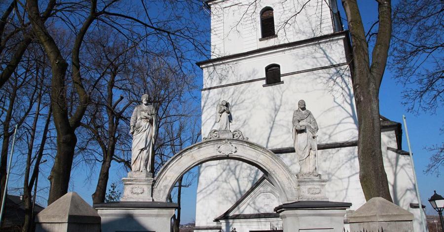 Kościół w Sławkowie - zdjęcie