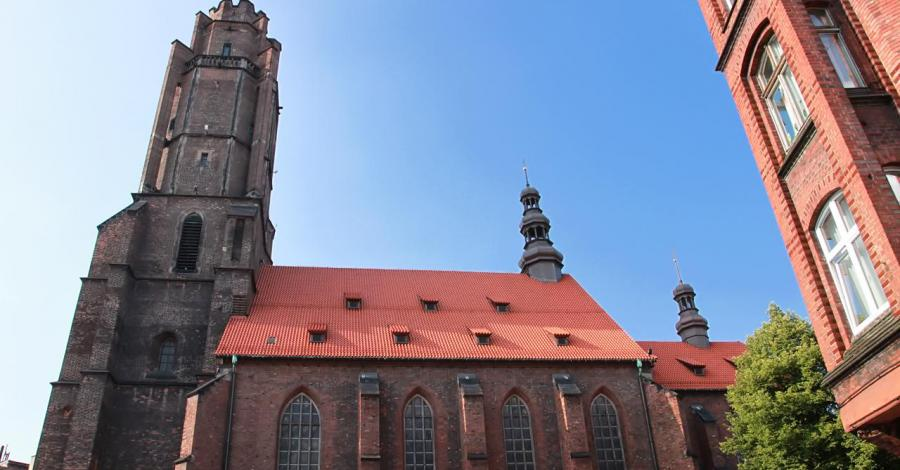 Kościół Wszystkich Świętych w Gliwicach - zdjęcie