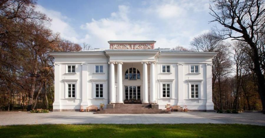 Pałac Cieleśnica na Podlasiu - zdjęcie