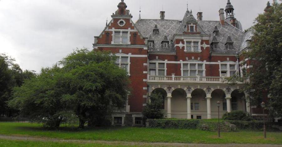 Pałac w Zakrzewie - zdjęcie