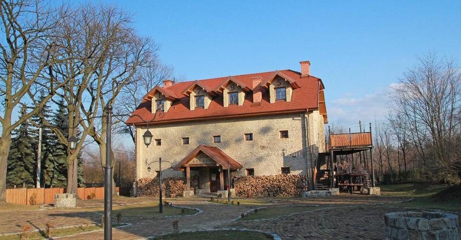 Spichlerz Dworski w Miasteczku Śląskim - zdjęcie