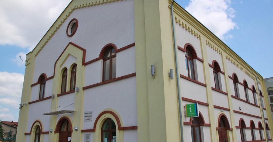 Synagoga w Żarkach, Anna Piernikarczyk