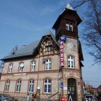 Budynek Poczty w Sobieszowie