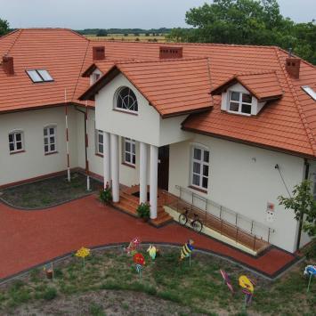 Centrum Edukacji Ekologicznej w Jarocinie koło Niska