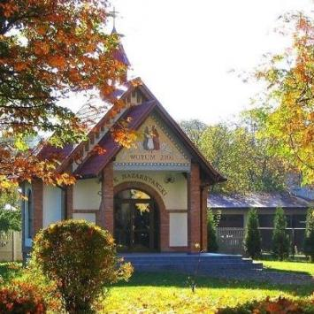 Domek Nazaretański w Nisku