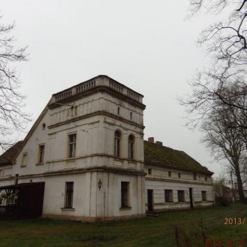 Folwark w Starej Dąbrowie - zdjęcie