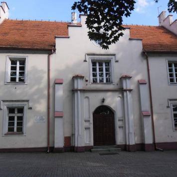 Historyczna szkoła w Miłosławiu