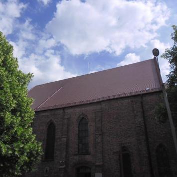 Kościół NMP Wniebowziętej w Kościanie