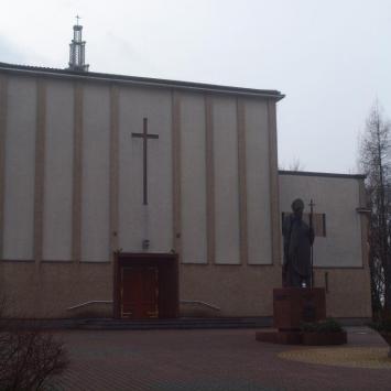 Kościół Opatrzności Bożej w Częstochowie
