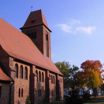 Kościół w Jastrzębsku Starym