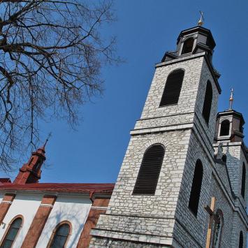 Kościół w Kroczycach