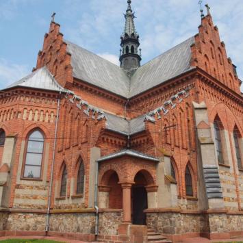 Kościół w Masłowie Pierwszym