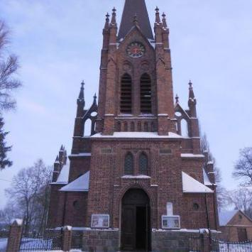 Kościół w Ślesinie