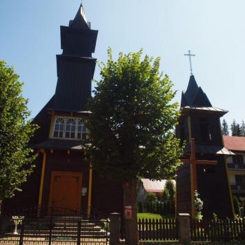 Kościół w Soblówce