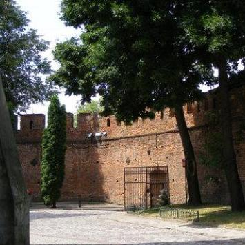 Mury obronne w Przeworsku - zdjęcie