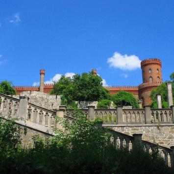 Kamieniec Ząbkowicki pałac, Anna Piernikarczyk