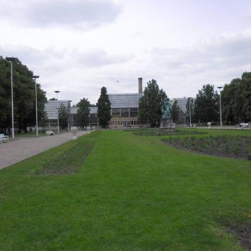 Palmiarnia w Poznaniu - zdjęcie