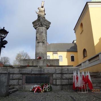Pomnik Ułanów w Poznaniu