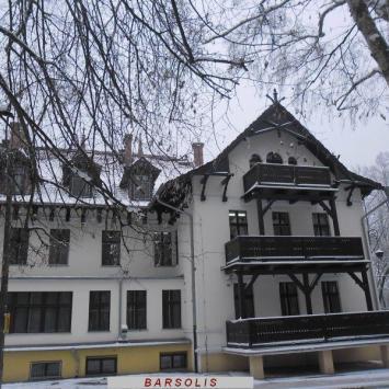 Sanatorium Staszicówka w Ludwikowie