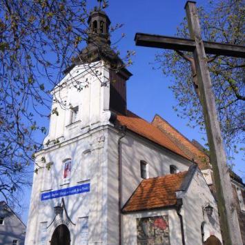 Sanktuarium w Tulcach - zdjęcie