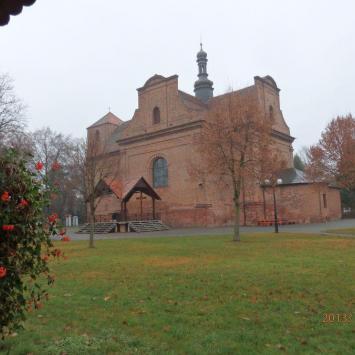 Sanktuarium w Wieleniu