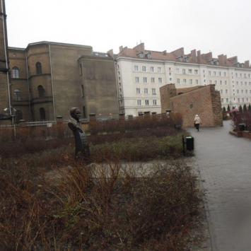 Skwer Romana Wilhelmiego w Poznaniu