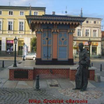 Studnia Św. Bernarda w Grodzisku Wielkopolskim - zdjęcie
