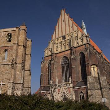 Nysa katedra Św. Jakuba
