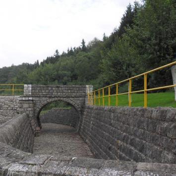 Zapora w Bolkowie