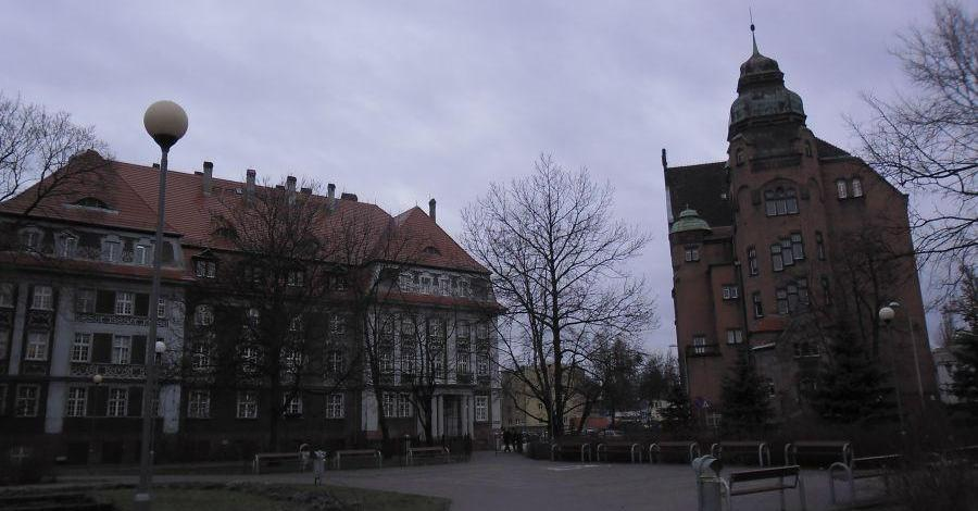 Budynek Politechniki w Poznaniu - zdjęcie