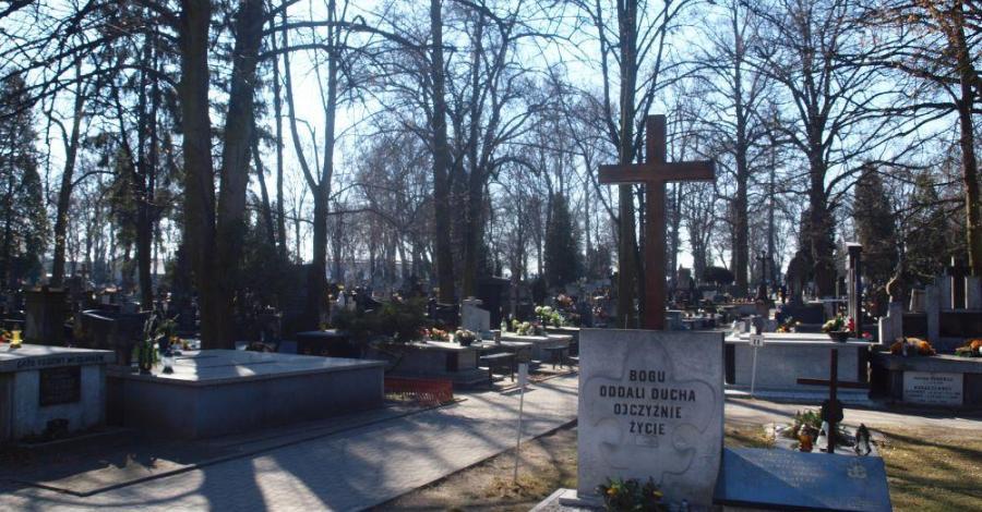 Cmentarz Św. Rocha w Częstochowie, Tadeusz Walkowicz