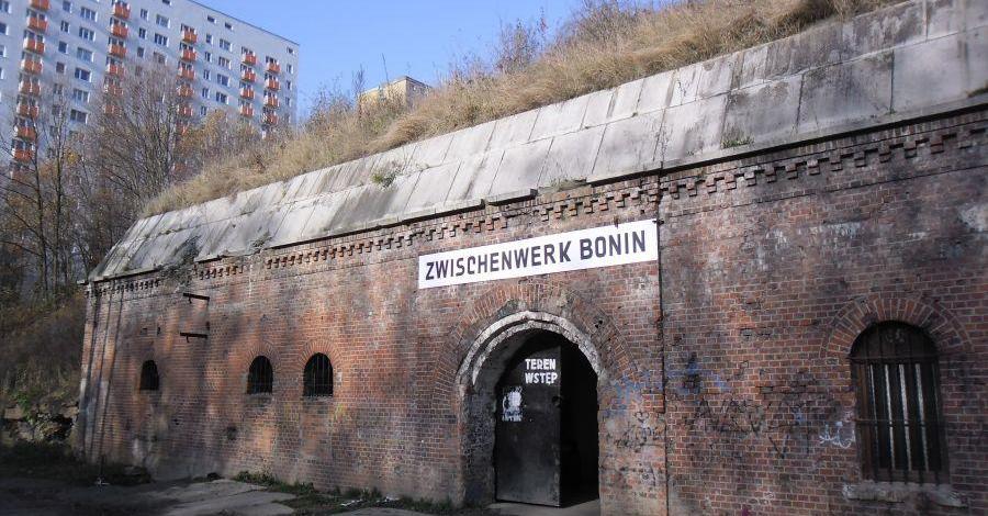 Fort Va Bonin w Poznaniu - zdjęcie