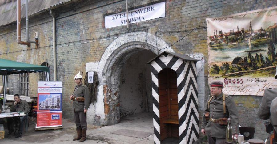 Fort VIIA w Poznaniu - zdjęcie