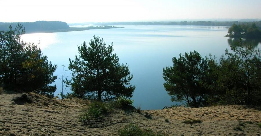 Jezioro Maziarnia - zdjęcie