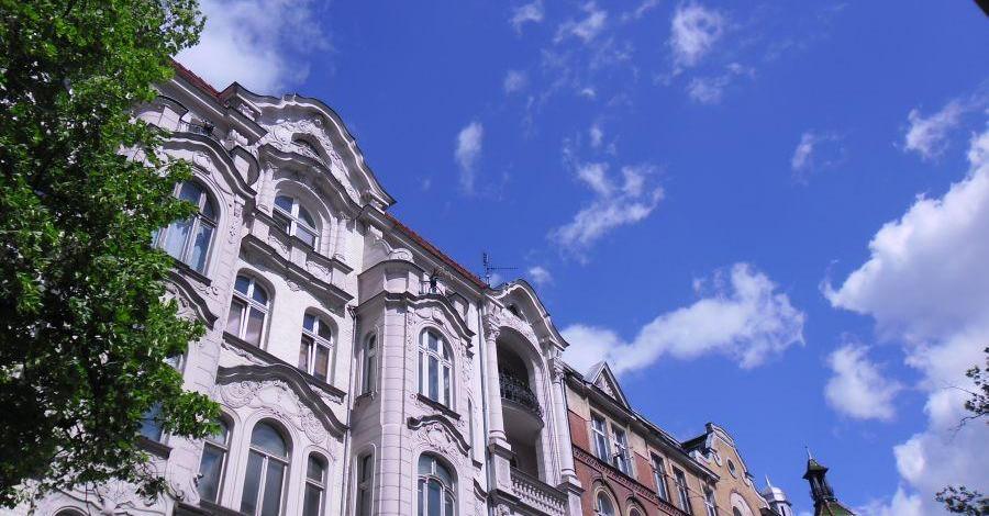 Kamienice na Łazarzu w Poznaniu - zdjęcie