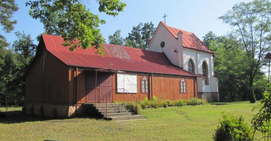 Kaplica grobowa na Warchołach - zdjęcie