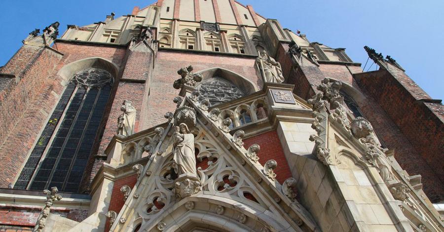 Katedra w Nysie - zdjęcie
