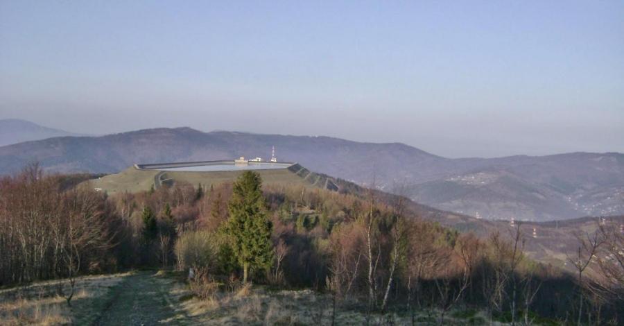 Góra Żar w Beskidzie Małym - zdjęcie