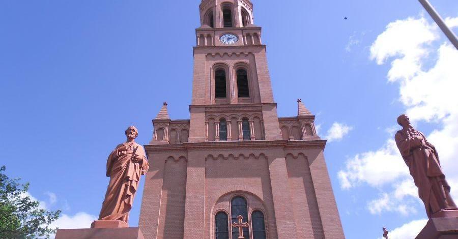 Kościół MB Bolesnej w Poznaniu - zdjęcie
