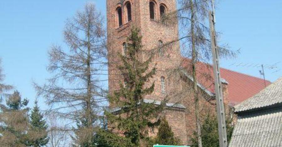 Kościół Niepokalanego Serca NMP w Zaniemyślu - zdjęcie